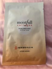 ETUDE HOUSE Moistfull Collagen Facial Mask Sheet 1ea