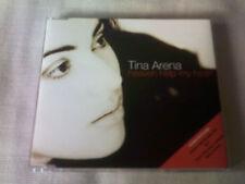 TINA ARENA - HEAVEN HELP MY HEART - UK CD SINGLE