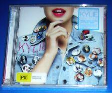 KYLIE MINOGUE, The Best Of Kylie Minogue, CD + DVD, AUSTRALIAN EDITION, 2012