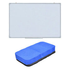 Magnetic Board Rubber Whiteboard Blackboard Cleaner Dry Marker Eraser Office KW