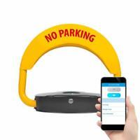 TurboLock Solid Steel Bluetooth TL-500PR Parking Lock w/ Alarm Smart Phone App