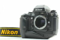 【 Exc+++++ w/MB-21 】 Nikon F4S 35mm SLR Film Camera Body From Japan