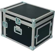 8/12 HE PROFI Kombi-Case Winkelrack L-Rack DJ-Case Doppel-CD-Player & Mixer-Case