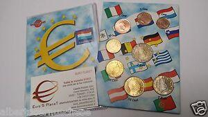 2005 Lussemburgo 8 monete 3,88 EURO luxembourg luxemburg letzebuerg Luxemburgo