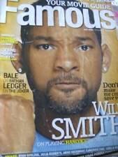 Famous Magazine July 2008-Will Smith/Ron Perlman/Amanda Seyfried/Christian Bale/
