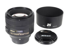 Nikon 85 mm F/1.8 SWM AF-S M/A G Objektiv #244454