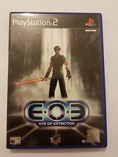 EOE : Eve of Extinction para ps2 pal UK y completo