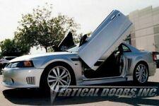 Ford Mustang 99-04 Lambo Style Vertical Doors VDI Bolt On Hinge Kit