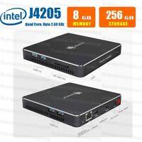 Beelink Gemini T45 Ultrathin Mini PC 8GB LPDDR3 256GB SSD Intel Pentium J4205