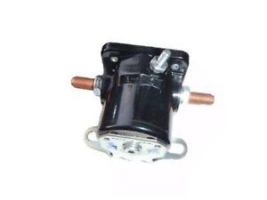 Starter Motor Solenoid Switch 1949-1955 Kaiser Frazer 6V NEW