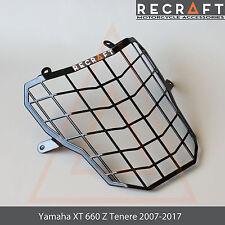Yamaha XT 660 Z Tenere 2007-2017 Headlight Protector Lens Guard