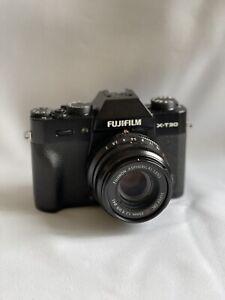 Fujifilm X-t30 With Fujinon XF35mm F2 wr