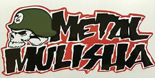 ROCKSTAR ENERGY DRINK METAL MULISHA  STICKER DECAL MONSTER FREE POSTAGE!