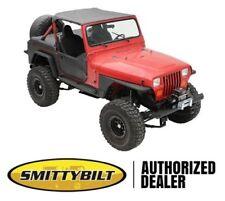 Smittybilt Standard Top 87-91 Jeep Wrangler YJ 90815 Black Denim