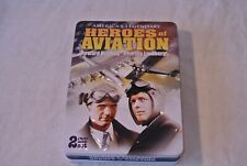 Americas Legendary Heroes of Aviation (DVD, 2010, 2-Disc Set)