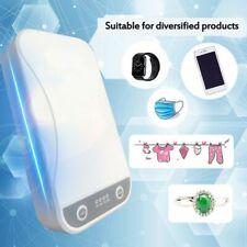 UV Light Sterilizer Box Anti Bacteria Ultraviolet Ray Disinfection Esterilizador