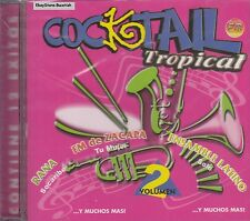 Rana FM De Zacapa Ensamble Latino Cocktail Tropical vol 2 CD New Sealed