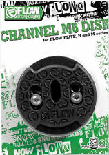 New Flow Channel M6 ICS Disc Set To Fit Flow Flite H & M Series Bindings