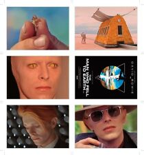 The Man Who Fell to Earth POSTCARD Set mtrtr