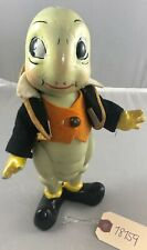 """10"""" Antique American Composition Jiminy Cricket  Doll! Adorable! 18159"""