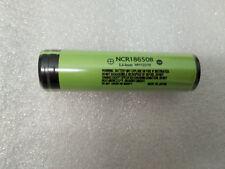 1x New Protected Genuine Original Panasonic NCR18650B 3.7V 3400mAH Battery Japan