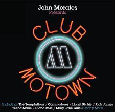 John Morales Presents Club Motown (2014, CD NEUF)
