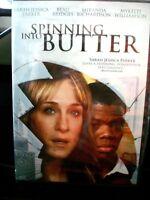 Spinning into Butter (DVD, 2009) Miranda Richardson WORLD SHIP AVAIL!