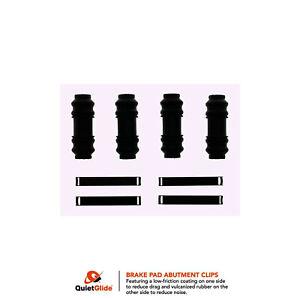 Rr Disc Brake Hardware Kit H5629Q Carquest