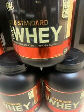 Optimum Nutrition Gold Standard 100% Whey - 5lbs - Free Shipping
