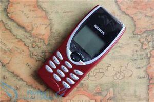 Original Nokia 8210 Cheap Phone 2G GSM 900/1800 Multi Languages Mobile Phone