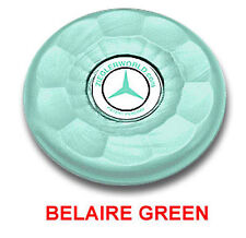 4 MEDIUM REPLACEMENT AMERICAN TABLE SHUFFLEBOARD PUCK CAP TOPS -BELAIRE GREEN