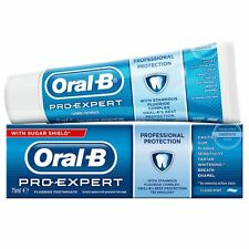 Oral-B Pro Expert Professional Protection Toothpaste Whitening Clean Mint - 75ml