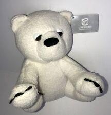 HengQin Chimelong Ocean Kingdom White Bear Plush with Original Tags RARE
