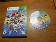 Digimon All-Star Rumble Microsoft Xbox 360 Video Game No Manual