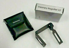 More details for visionary 5x magnifier l5 - stamp / textile / fabric / jewellery magnifier