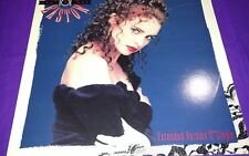 "Prince produced SHEENA EASTON ""101"" extended remix 12 inch vinyl single"