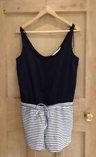 Zara Cotton Blend Regular Jumpsuits & Playsuits for Women