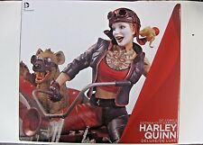 DC Comics Gotham City Garage Harley Quinn Deluxe Edition Statue #285 of 1000!
