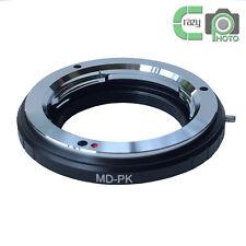 MD-PK Macro Adapter Ring for Minolta MD MC Mount Lens to Pentax PK Camera K5 K7