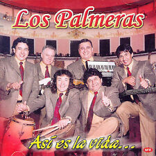 Los Palmeras : Asi Es La Vida CD