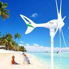 Apollo MAX 550 W Watt 24 V AC Magnet PMA Wind Turbine Generator 6Blade