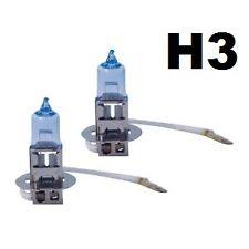 Xenon WHITE Headlight HI  Lo Fog Light Bulbs Globe Ford BA BF FG XR6 XR8 G6E ,,
