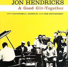 A Good Git-Together by Jon Hendricks (CD, Oct-2006, Pacific Jazz)