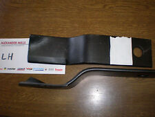 Grass Topper Blade Rotary Mower Blade Left Hand 320x75 26mm Hole Wylie Fleming