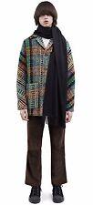 BNWT ACNE STUDIOS 'canada scarf' black wool oversized RRP $250