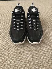 Mens NIKE AIR MAX 95 Black And White Trainers Size 6