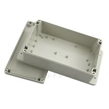 Waterproof Plastic Electronic Project Box Enclosure Cover CASE 200x120x75mm