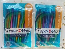 2 Packs Paper Mate Mechanical Pencils 07mm Hb 2 7ct Longest Leads Available