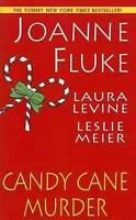 NEW Candy Cane Murder by Laura Levine