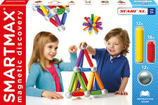 SmartMax Magnetic Discovery Start XL - 42 Pieces Suitable for Age 1+